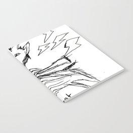 DoodleThor, Goat of Thunder Notebook