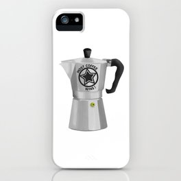 Most Coffee Wins iPhone Case