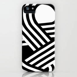 Linear_2 iPhone Case
