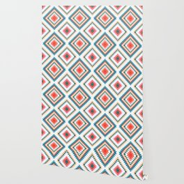 Aztec Rug 2 Wallpaper