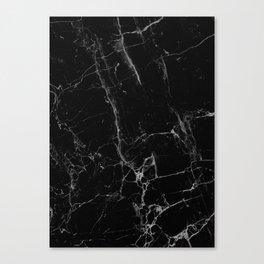 Marble, Print, Minimal, Scandinavian, Abstract, Pattern, Modern art Canvas Print
