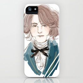 Jehan Prouvaire  iPhone Case