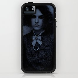 Ghost woman iPhone Case
