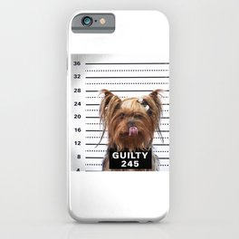 GUILTY! iPhone Case