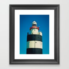 Hook Lighthouse, Co. Wexford Framed Art Print