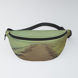 The end of the road Fanny Pack