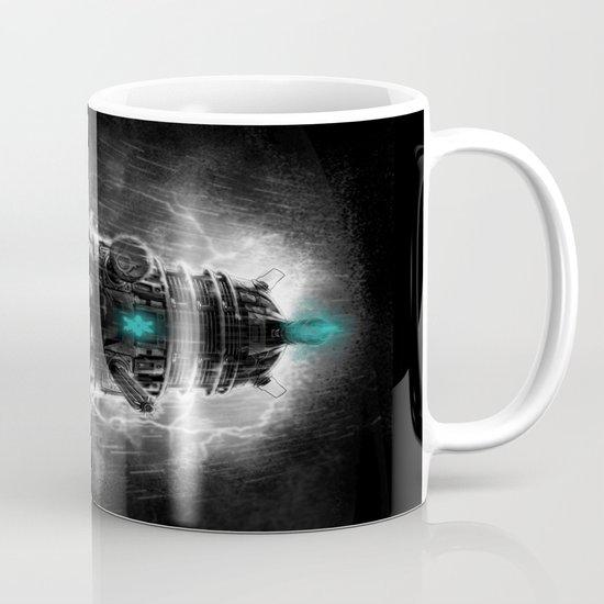 Shadow Of The Dalek Mug