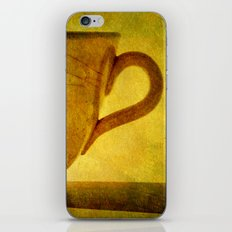 I would love a cup of tea ..... iPhone & iPod Skin