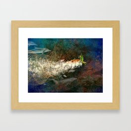 Emancipation Framed Art Print