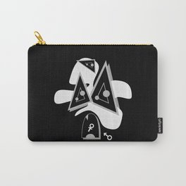 PRiOR BLACK SiDE ver. (Original Characters Art by AKIRA) Carry-All Pouch