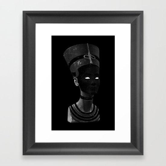 Nefertiti AD Framed Art Print