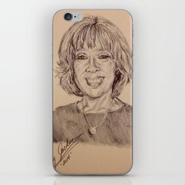 Gayle iPhone Skin
