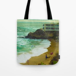 LaGuNa Beach Ca Tote Bag
