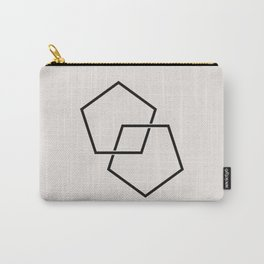Pentaminimal Carry-All Pouch