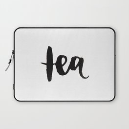 Tea Laptop Sleeve