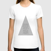 kerouac T-shirts featuring On The Road by Louise Walden
