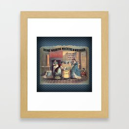 HomeCurios 01 Framed Art Print