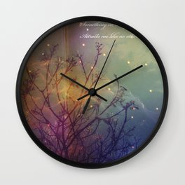 Something Wall Clock