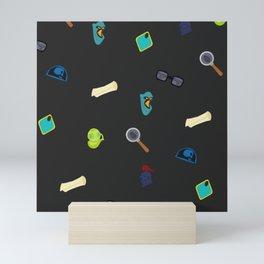 Mystery Gang Mix Mini Art Print