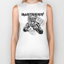 Iron Trainin' Biker Tank
