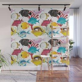 Coral Reef #1 Wall Mural