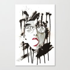the Ghost Canvas Print