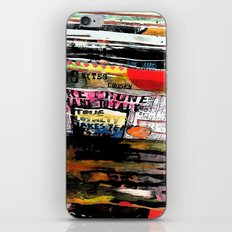 Journal  iPhone & iPod Skin