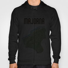 Map of the people's republic of Majorna Hoody