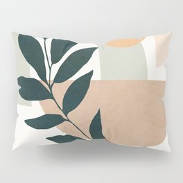 Soft Shapes IV Pillow Sham