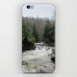 The River Runs iPhone Skin