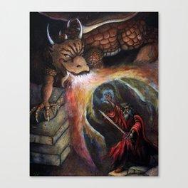 Guardians Eternal Canvas Print