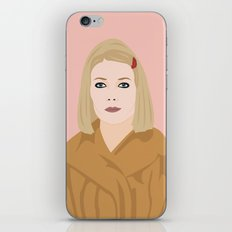 margot iPhone & iPod Skin