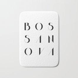 Bossa Nova 2 Bath Mat