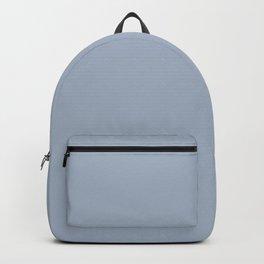 Rope Swag ~ Light Blue Gray Backpack
