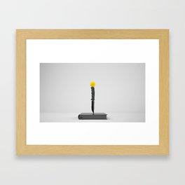 STILL LIFE - 1 Framed Art Print