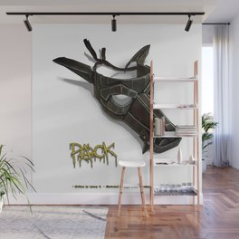 PACK: The mask of Patience Wall Mural