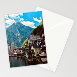 Hallstatt Stationery Cards