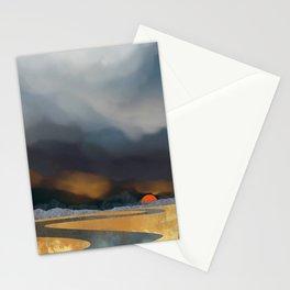 Storm Light Stationery Cards
