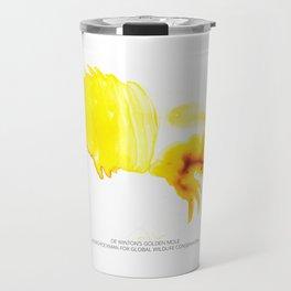 De Winton's Golden Mole Travel Mug
