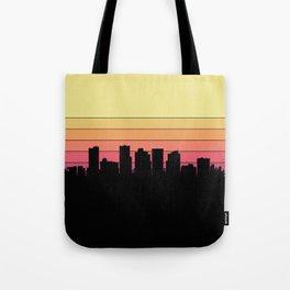 Phoenix Skyline Tote Bag