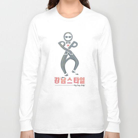 Oppa Alt. Long Sleeve T-shirt