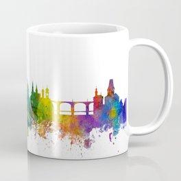 Fribourg Switzerland Skyline Coffee Mug