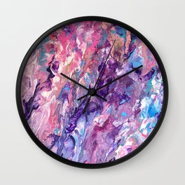 The Flow Wall Clock