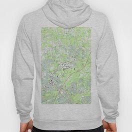 Roswell Georgia Map (1992) Hoody