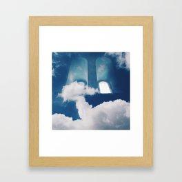 Celeste2 Framed Art Print
