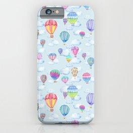 Hot Air Ballon Festival iPhone Case