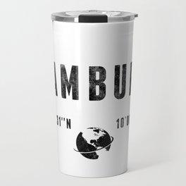 Hambourg Travel Mug