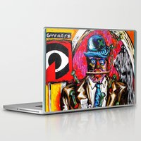 carnage Laptop & iPad Skins featuring Carnage by Alec Goss