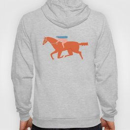 Naked derby Hoody