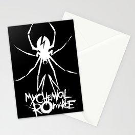 my chemical romance spider tour 2019 2020 udahbaun Stationery Cards